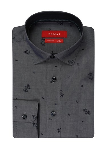 Damat Gömlek İndigo